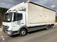 Mercedes Atego 2 816*Euro5*Schiebgardine 7,2 M*LBW truck