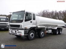 Isuzu CYH6MF water tank steel 21.5 m3 / 1 comp truck