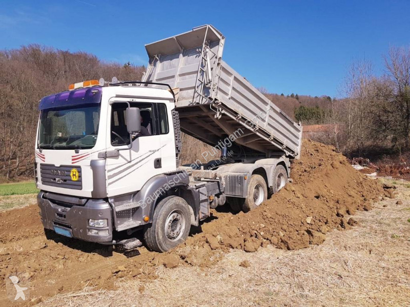 Voir les photos Camion MAN 33.413 FDK 3Seiten-Kipper