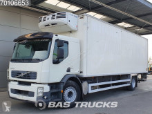 Volvo mono temperature refrigerated truck