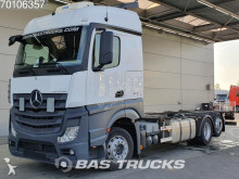Mercedes container truck