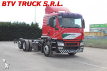 camion MAN TGS TGS 26 400 MOTRICE 3 ASSI A TELAIO