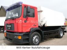 camion MAN F 2000 2 Achs Tankwagen OB 13,3 m³ AIII