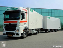 n/a refrigerated trailer truck