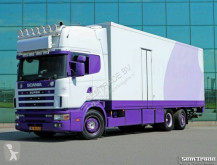 camion Scania R164 LB 6X2*4 NB 580 V8 KING RETARDER VOLLUCHT