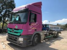 camion Mercedes 1836 Actros BDF Euro 5 Retarder Abstand