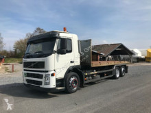 camion Volvo FM340/6x2 Hiab -Hakenlift/Maschinentransporte