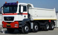 vrachtwagen kipper MAN