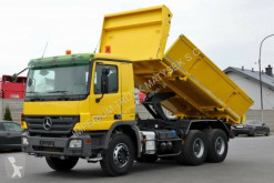camião Mercedes ACTROS 3336 / 6X4/2 SIDED TIPPER /BORTMATIC /