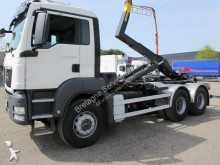 MAN hook lift truck