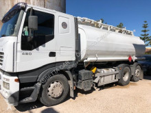 camion Iveco IVECO STRALIS 480 CISTERNA CARBURANTI