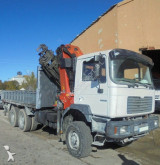 camión MAN CAMION GRUA MAN 33364 6X6 1999 PALFINGER PK 36002 2001
