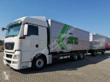 camion MAN TGX 26.440 6x2 / Getränke /Lenkachse/Asse Sterz.