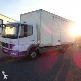 грузовик фургон фургон с покрытием polyfond б/у