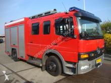 vrachtwagen brandweer Mercedes