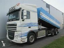 DAF XF105.460 6X4 MANUAL HUB REDUCTION EURO 4 truck