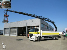 camion Mercedes Axor 2540 L 6x2 Pritsche Heckkran Lift/Lenk+Funk