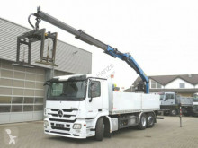 Mercedes Actros 2546 L 6x2 Pritsche Heckkran Lift/Lenk truck