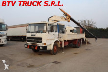 camion Fiat 110 110 CARRELLONE CON RAMPE E GRU PESCI