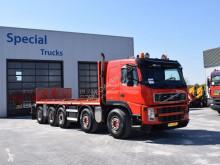 camión caja abierta Terberg