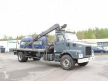 Volvo N 10 20 /Pritsche/Kran *Schaltgetriebe* truck
