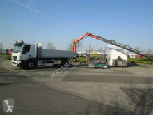 camion Volvo FE300 4X2 EURO 5 HOOKLIFT COMPLETE WITH 3 BODIE