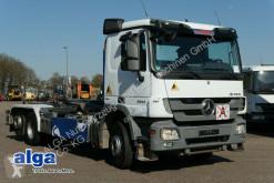 camion Mercedes 2544 L Actros 6x2, Meiller RK 20.70, Klima