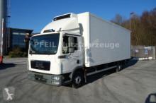 camion MAN TGL 12.240 Kühlkoffer-LBW-Carrier Xarios- 8 Gang