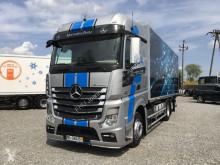 ciężarówka nc MERCEDES-BENZ - Actros 2545 E6 6x2 Kontener + winda , Navigacja , Stan Perfekcyj