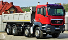 ciężarówka MAN Tgs 35.440 Kipper+Bordmatic 5,80m 8x4 !