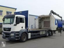 camion MAN TGS 26.400*ADR*Hiab Kran*Lift- & Lenkachse*440
