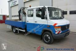 Mercedes Vario 814 D Vario Doka 6-Sitze Kran 1.9 to. truck