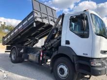 vrachtwagen dumper Renault