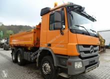 camion Mercedes Actros 2646 / 6x4 / Burta Hydrauliczna / Przebieg 171 000 km !