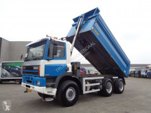 camion Ginaf M 3335-S + Manual + Kipper + Pto