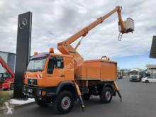 vrachtwagen hoogwerker MAN