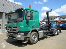 camion Mercedes Actros 2546 L 6x2 Abrollkipper Retarder