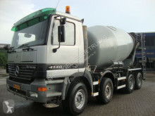 camion Mercedes 4140 STETTER 10M3