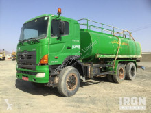 camion Hino ZS1EPVA 6x4 Water Truck