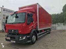 camion furgon izolat Renault