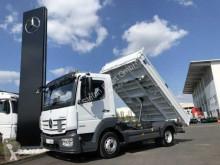 Mercedes Atego 823 K Meiller Klima 2x AHK Spurhalte truck