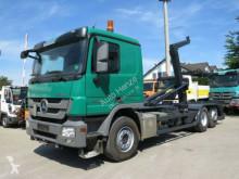 Mercedes Actros 2546 L 6x2 Abrollkipper Retarder truck