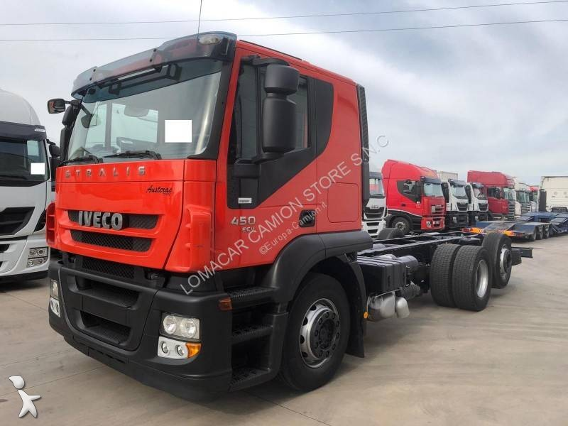 View images Iveco Stralis AT 260 S 45 Y/P truck