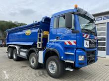MAN TGS 41.460 8x8 EURO6 Muldenkipper TOP! NEU! truck