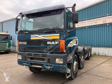 camión DAF FAD 85-380CF FULL STEEL CHASSIS (EURO 2 / REDUCTION AXLES / ZF16 MANUAL GEARBOX)