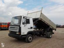 camion DAF 800 Turbo (FULL STEEL SUSPENSION)