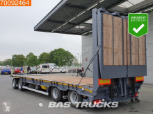 camion remorque nc 4-achs Tieflader 4 axles Hydr-Rampen Steelsuspension BPW