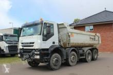 Iveco Trakker 450 8x4 / Meiller Mulde truck