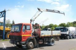 camion Mercedes 1217 4x2 / Kipper + Kran