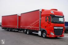 camión DAF - 106 / 440 / SSC / EURO 6 / RETARDER / ACC / ZESTAW + remorque